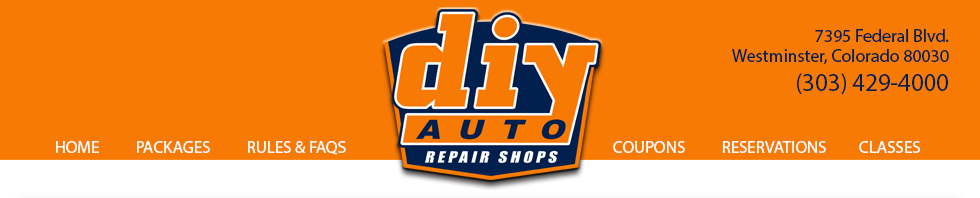 Bring Your Own Parts Auto Repair >> DIY Auto Repair Shops Rules, Safety, and FAQ